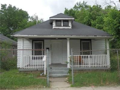2950 N Gale Street, Indianapolis, IN 46218 - #: 21646860