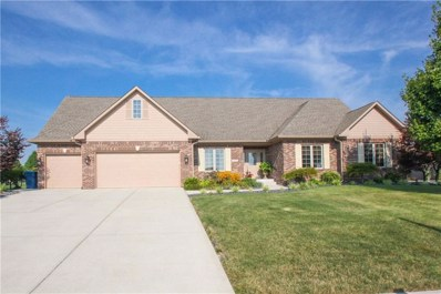 1954 S Stoney Trail, Greenfield, IN 46140 - #: 21646884