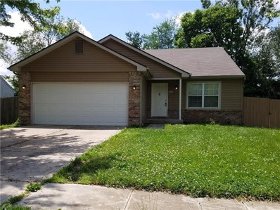 4042 Fairoaks Court, Franklin, IN 46131 - #: 21646940