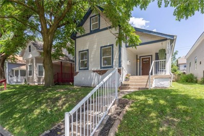 1105 Larch Street, Indianapolis, IN 46201 - #: 21646983