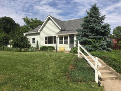 1308 Division Street, Noblesville, IN 46060 - #: 21647026