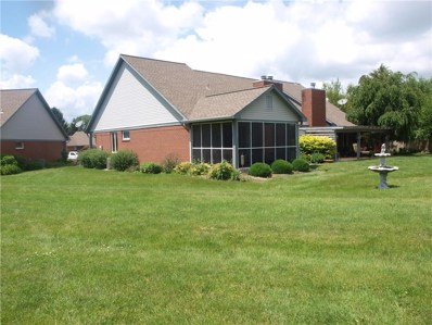 286 Golf Court, Greenwood, IN 46143 - #: 21647326