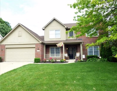 1345 Northern Valley Trail, Avon, IN 46123 - #: 21647347