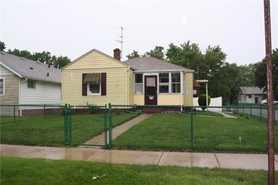 1439 W Pruitt Street, Indianapolis, IN 46208 - #: 21647440