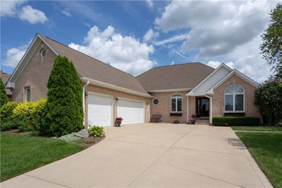 2807 S Bloomsbury Drive, Greenwood, IN 46143 - #: 21647454