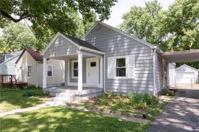 4941 N Ralston Avenue, Indianapolis, IN 46205 - #: 21647462
