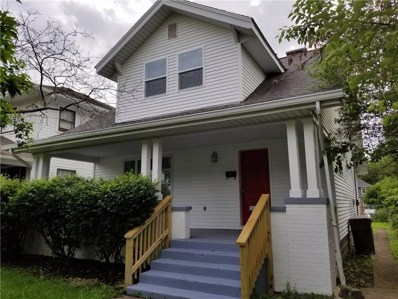 1226 N Parker Avenue, Indianapolis, IN 46201 - #: 21647467