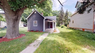 637 N Oxford Street, Indianapolis, IN 46201 - #: 21647490
