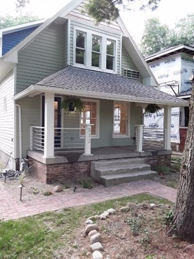 532 N Emerson Avenue, Indianapolis, IN 46201 - #: 21647500