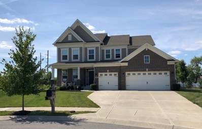10458 Cleary Trace Drive, Fishers, IN 46040 - #: 21647511