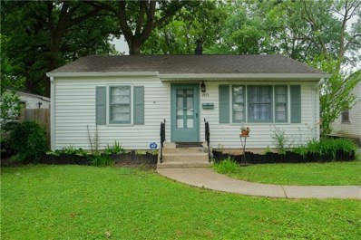 4415 N Longworth Avenue, Indianapolis, IN 46226 - #: 21647691