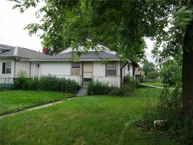 4826 E 21ST Street, Indianapolis, IN 46218 - #: 21647771