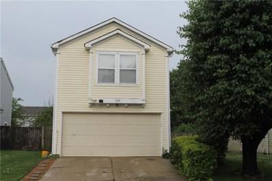 1319 Freemont Lane, Greenwood, IN 46143 - #: 21647909