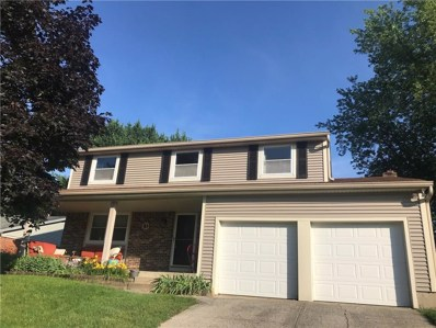 8912 Royal Meadow Drive, Indianapolis, IN 46217 - #: 21647969