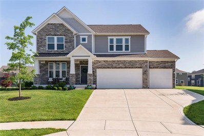 16502 Wheatley Court, Fishers, IN 46040 - #: 21648017