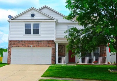 8215 Ossian Court, Camby, IN 46113 - #: 21648110