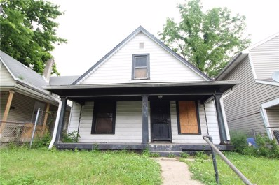 850 W 29th Street, Indianapolis, IN 46208 - #: 21648135