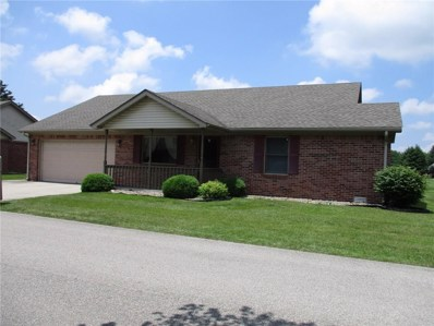 107 N Deer Cliff Drive, Crawfordsville, IN 47933 - #: 21648158