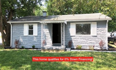 2940 S Roena Street, Indianapolis, IN 46241 - #: 21648253