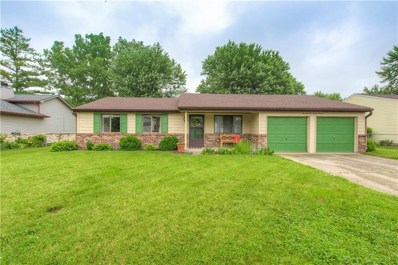 7627 Inverness Drive, Indianapolis, IN 46237 - #: 21648320