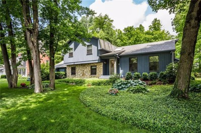 1440 Brewster Road, Indianapolis, IN 46260 - #: 21648376