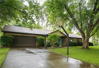 1180 W Watson Drive, Crawfordsville, IN 47933 - #: 21649467