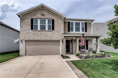 9632 W Constellation Drive, Pendleton, IN 46064 - #: 21649619