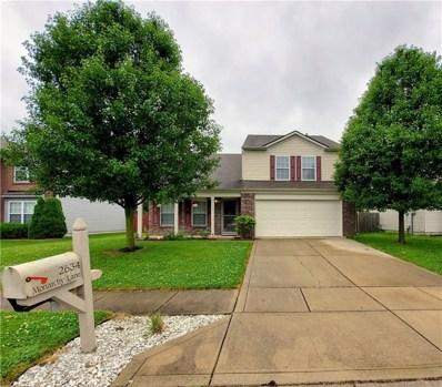 2634 Monarchy Lane, Greenwood, IN 46143 - #: 21649627
