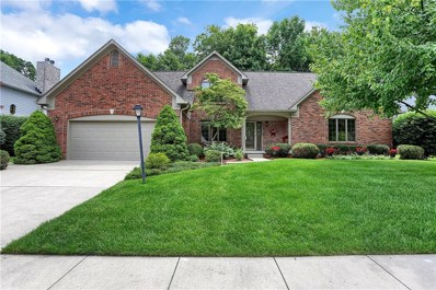7613 Franklin Parke Woods, Indianapolis, IN 46259 - #: 21649695