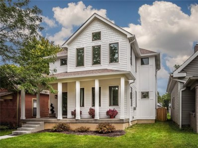 1221 N Beville Avenue, Indianapolis, IN 46201 - #: 21649728