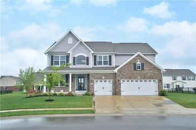 5648 W Compass Point, McCordsville, IN 46055 - #: 21649829