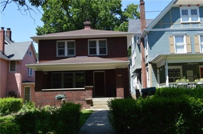 540 Woodruff Place Middle Drive, Indianapolis, IN 46201 - #: 21649870