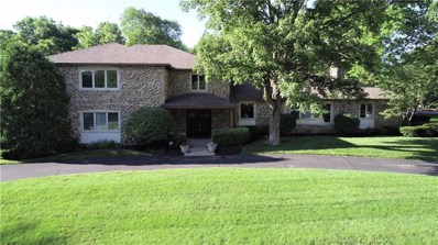 420 Round Hill Road, Indianapolis, IN 46260 - #: 21649941