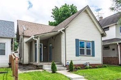 1909 Union Street, Indianapolis, IN 46225 - #: 21649995