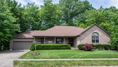 8256 Hampton Circle W, Indianapolis, IN 46256 - #: 21650014
