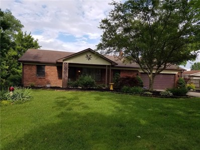 501 Morristown Pike, Greenfield, IN 46140 - #: 21650015