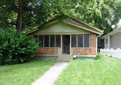 1242 W 32nd Street, Indianapolis, IN 46208 - #: 21650208