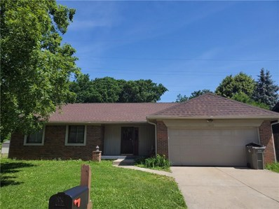 5622 Riva Ridge Drive, Indianapolis, IN 46237 - #: 21650232