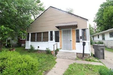 2519 Ethel Avenue, Indianapolis, IN 46208 - #: 21650397