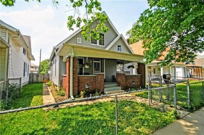 240 N Holmes Avenue, Indianapolis, IN 46222 - #: 21650424