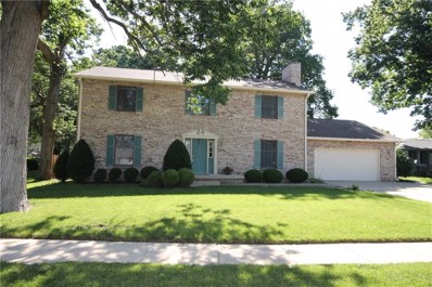 3561 Holly Court N, Columbus, IN 47203 - #: 21650452