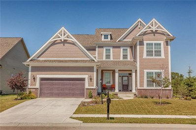 10539 Hinterland Drive, Fishers, IN 46038 - #: 21650474