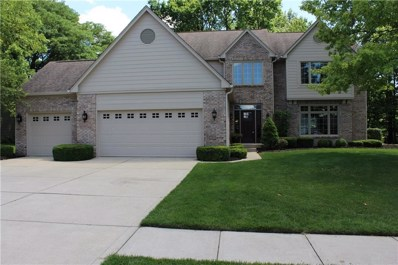 6341 Columbia Circle, Fishers, IN 46038 - #: 21650525