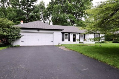 1114 Navajo Trails South Drive, Indianapolis, IN 46260 - #: 21650560