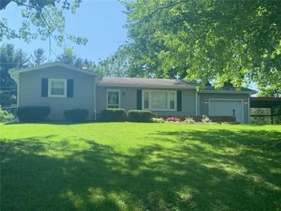 1256 N Lake Vista Drive, Crawfordsville, IN 47933 - MLS#: 21650581