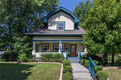 2452 N College Avenue, Indianapolis, IN 46205 - #: 21650674