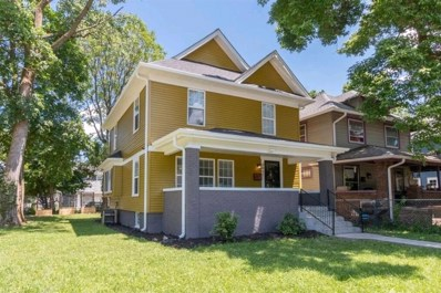 3061 N New Jersey Street, Indianapolis, IN 46205 - #: 21650807