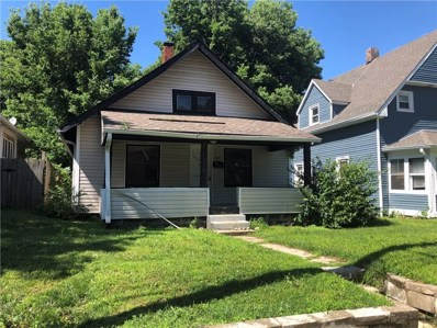 326 W 31ST Street, Indianapolis, IN 46208 - #: 21650893