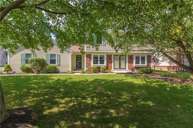 7830 Shrike Court, Indianapolis, IN 46256 - #: 21650925