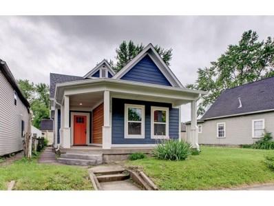 1719 Hoyt Avenue, Indianapolis, IN 46203 - #: 21651039